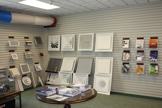 HVAC Commercial Equipment & Supplies